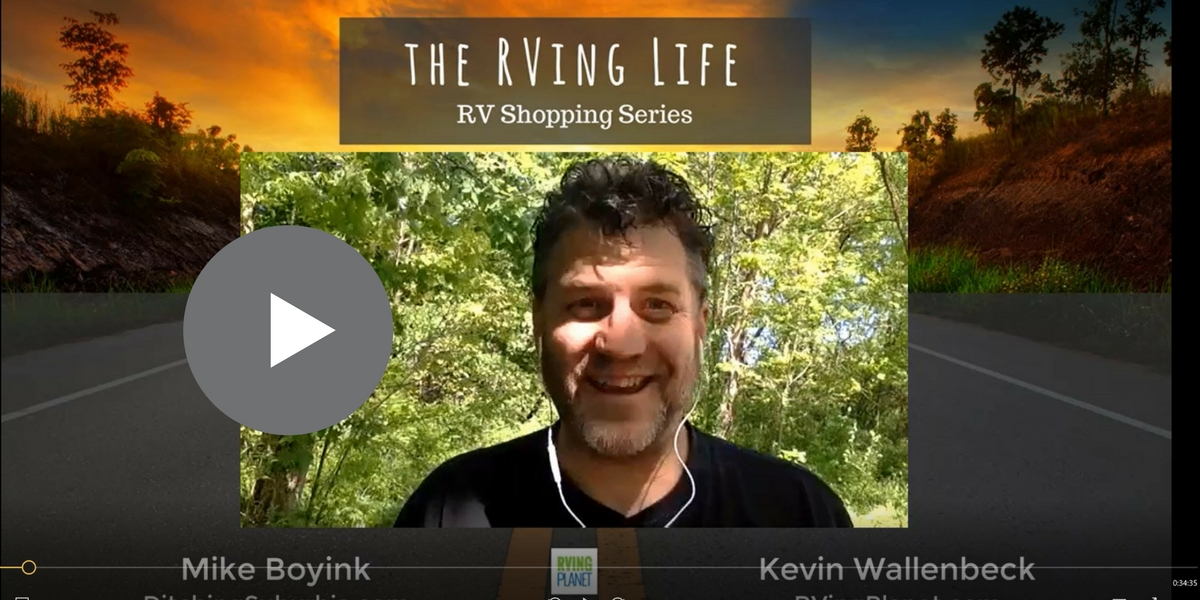 The RVing Life Show - Ditching Suburbia