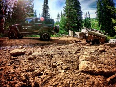 Offroad RVing