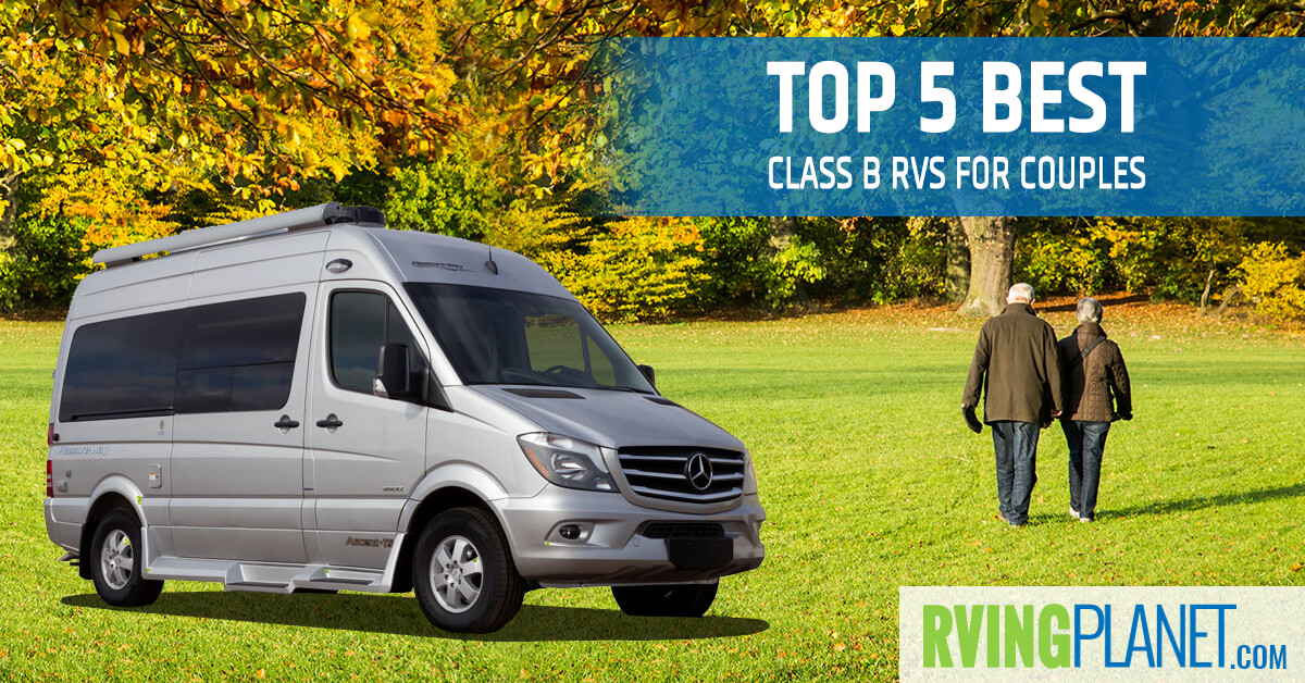 Top 5 Best Class B Rvs For Couples Rvingplanet Blog