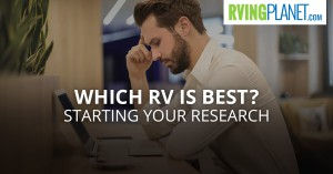 Which RV is Best? RV Research