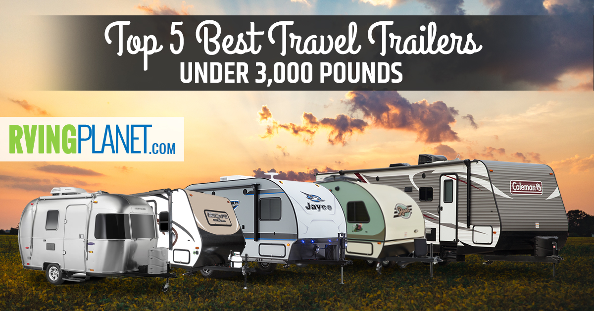 travel-trailers-under-3000-pounds
