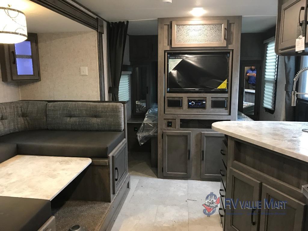 RV Value Mart Coachmen Apex Ultra Lite Travel Trailer Living