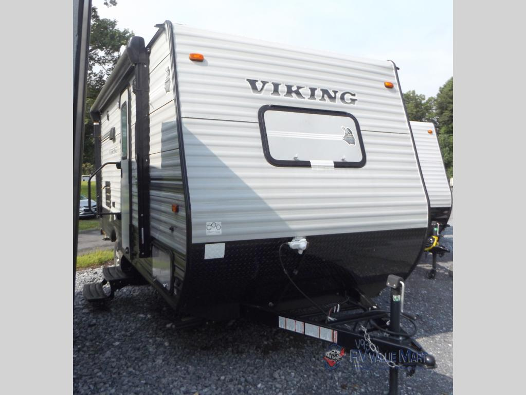 RV Value Mart Coachmen Viking travel trailer main