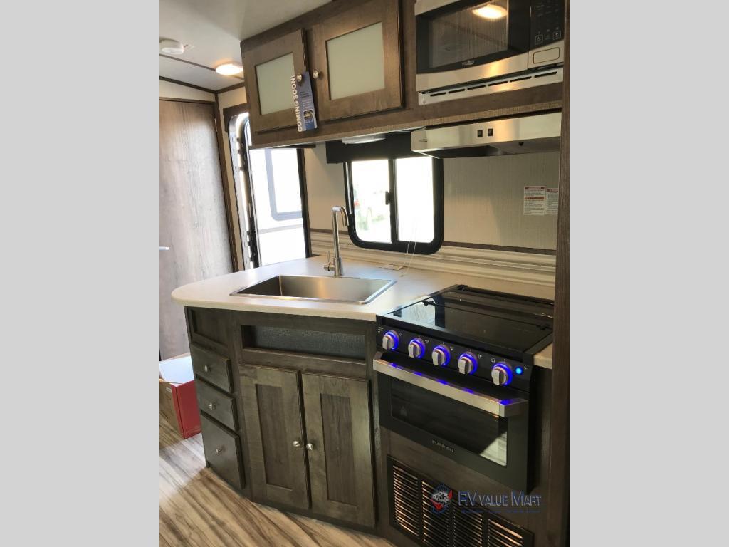 Cruiser MPG travel trailer kitchen RV kitchen hacks