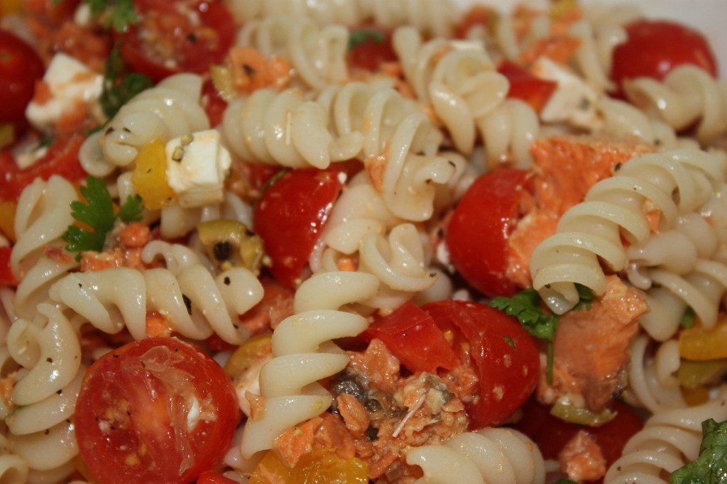 Pasta Salad Labor Day