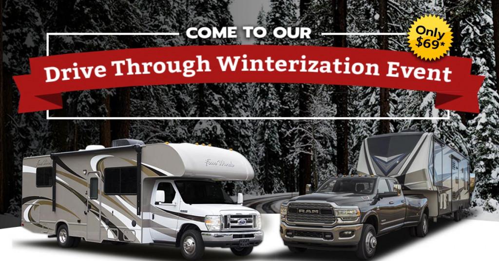 RV Value Mart Winterization
