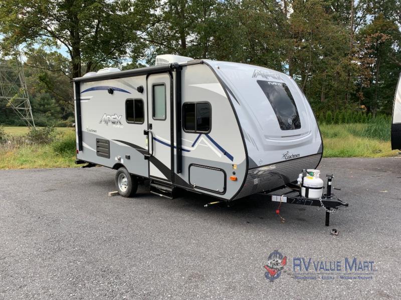 Coachmen apex travel trailer main