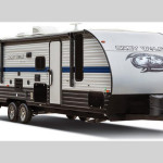 FOREST RIVER RV CHEROKEE GREY WOLF TRAVEL TRAILER