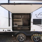 coachmen spirit ultra lite outdoor kitchen