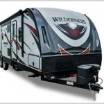 wilderness travel trailer