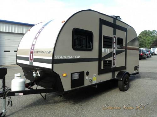 Starcraft Comet Mini travel trailer