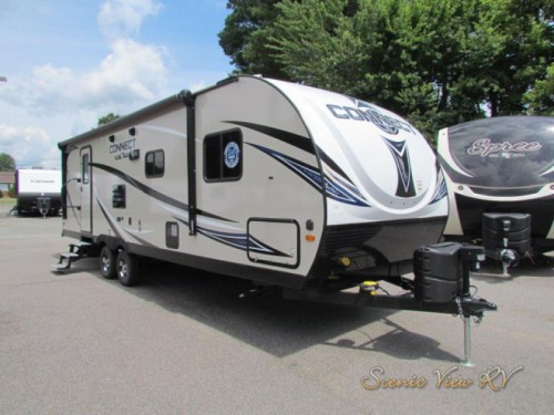 KZ Connect Travel Trailer