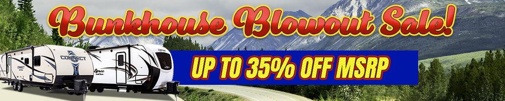 Scenic View Bunkhouse Blowout Sale