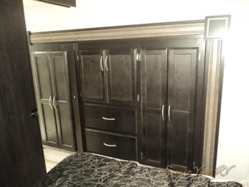 KZ Durango 1500 Bedroom