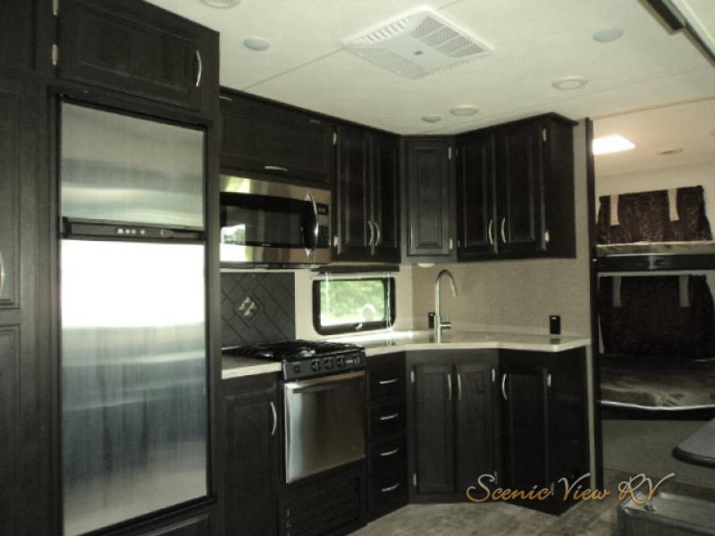 KZ Durango 1500 Kitchen