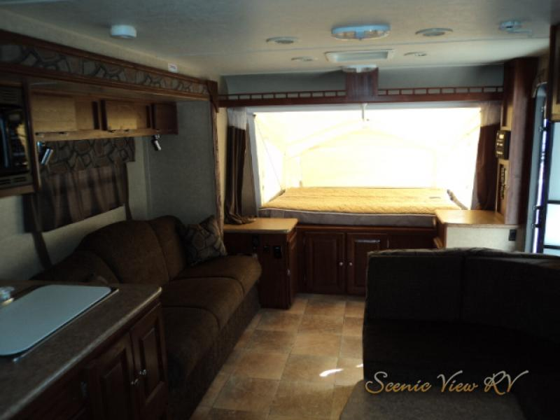 Forest River RV Rockwood Roo Living