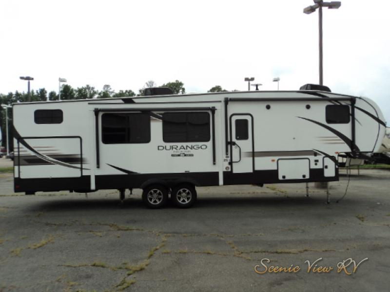 KZ Durango fifth wheel main