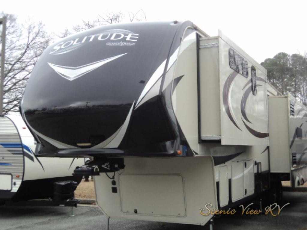 fifth wheels review solitude fifth wheel hitch