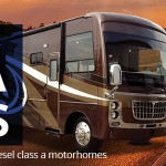 fuel card with purchase of class a motorhome