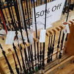 50% off rods