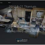 2017 8x21 Titanium Ice Castle Fish House