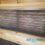 Fish House Blind for Window size 30x14