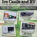 Ice Castle and RV Spring Showcase