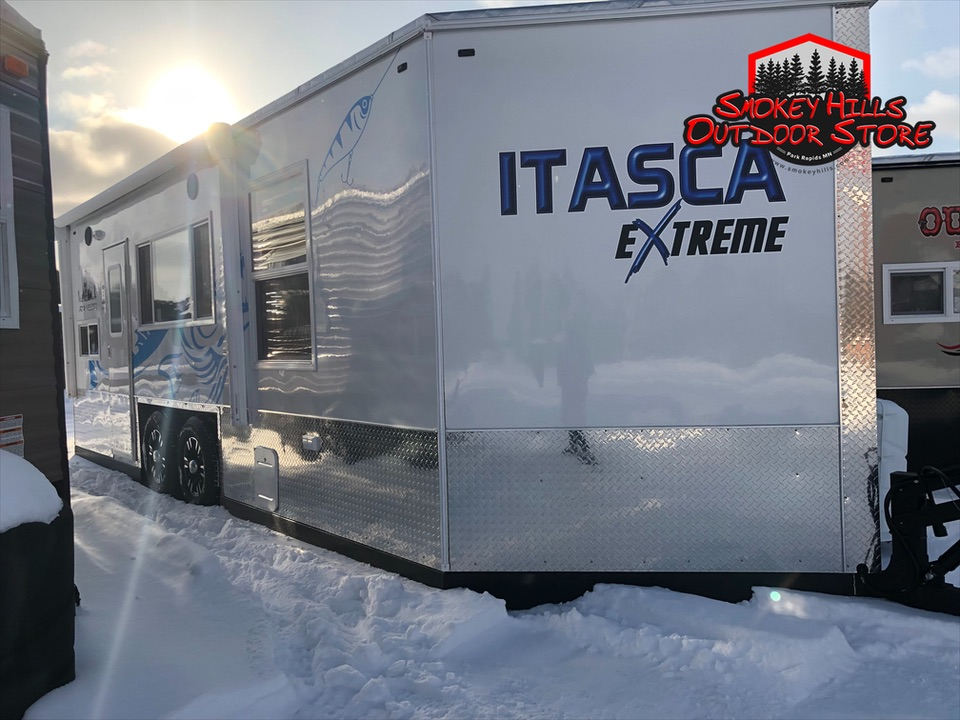 Ice Castle for sale in Minnesota . Itasca Extreme