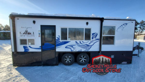 Tandem axle RV Edition Ice Castles