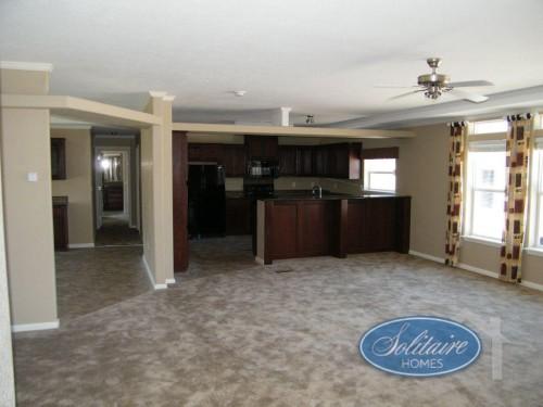 Manufactured home Interior