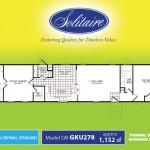 gku278 singlewide floorplan
