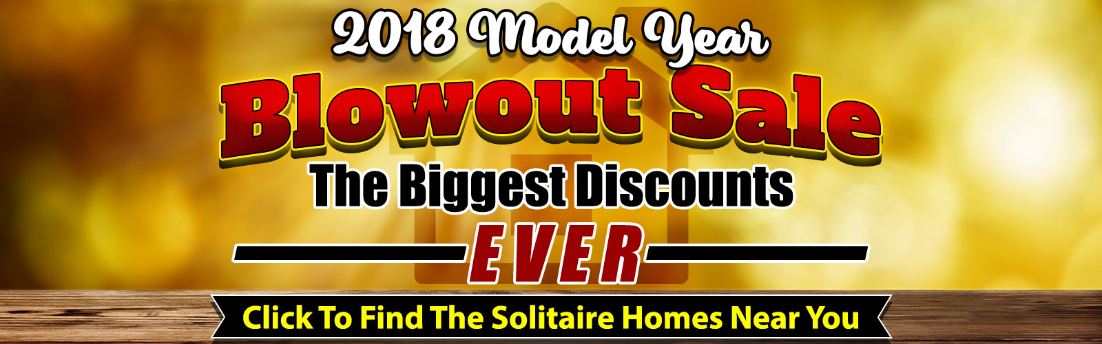 2018 model year closeout solitaire homes