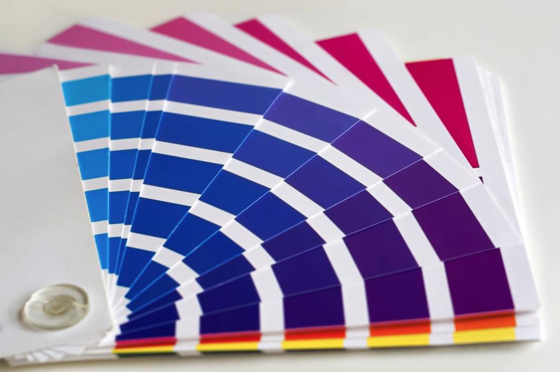 home decor color palette