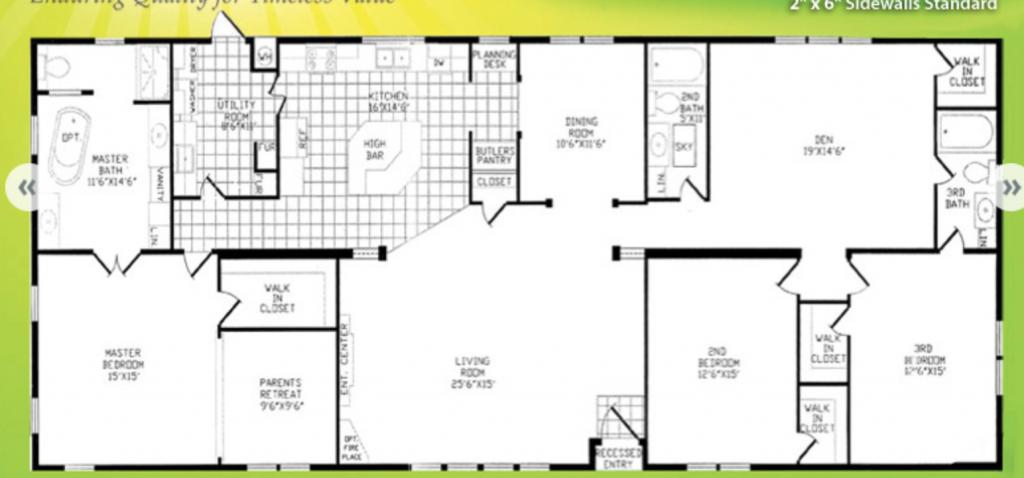 prt4 floorplan