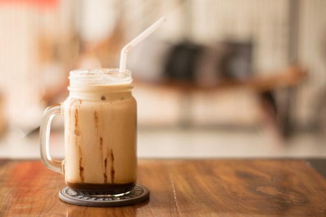 caramel vanilla coffee
