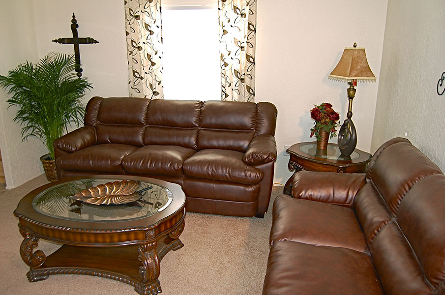 solitaire homes 270 living room
