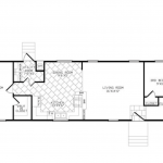 gku 378 singlewide floorplan