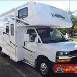 Our Forester Class C motorhomes for rent!