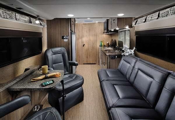 Coachmen Orion Class A Motorhome Interior