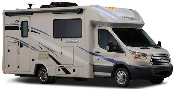 Easy-to-Drive Luxury: The Coachmen Orion Class C Motorhome ...