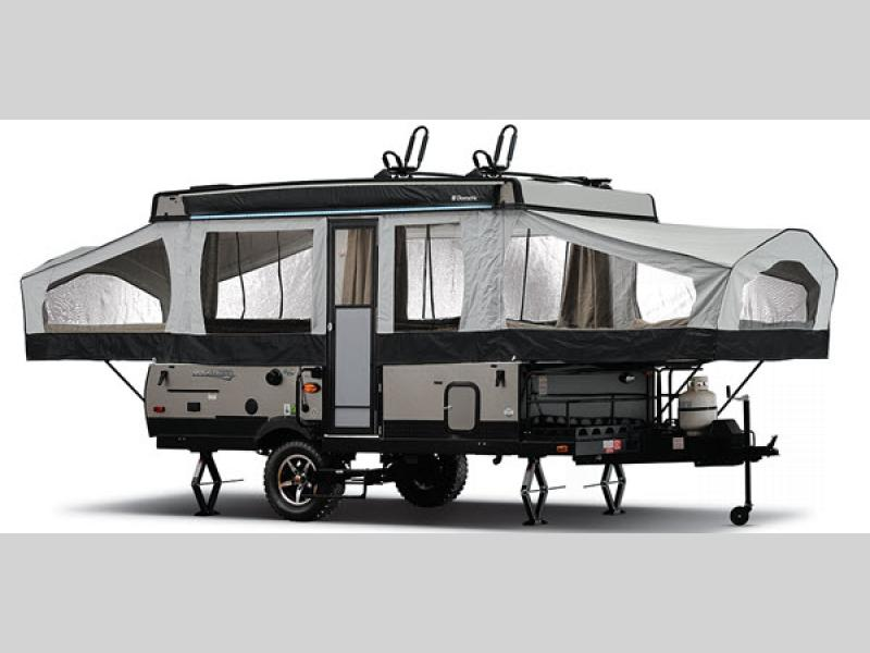 Forest River Rockwood Extreme Sports Folding Pop Up Camper