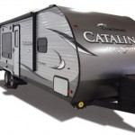 Catalina Trail Blazer Toy Hauler Travel Trailer