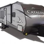Catalina Trail Blazer Toy Hauler Travel Trailer