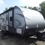 Catalina travel trailer