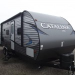 Catalina SBX travel trailer