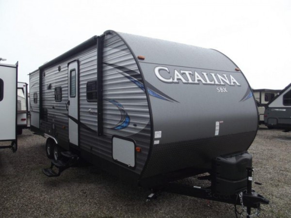 Catalina SBX travel trailer