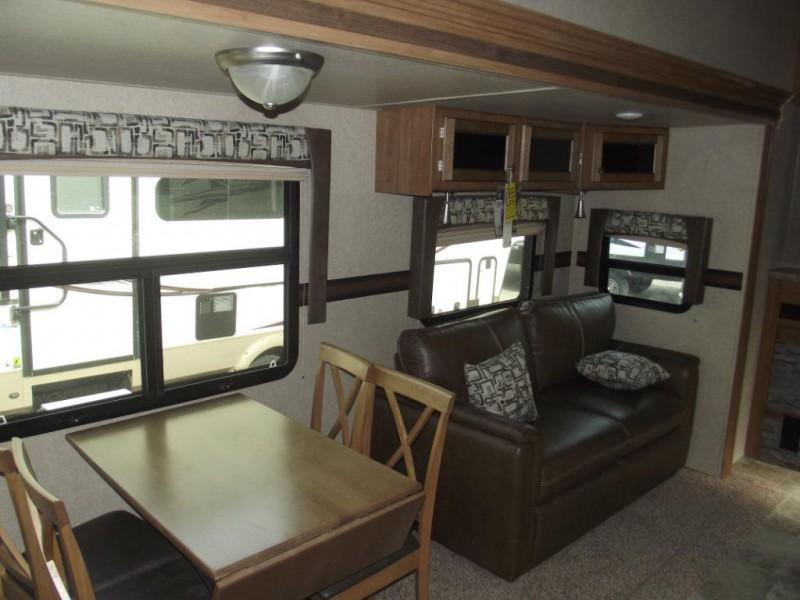 Rockwood Ultra Lite Fifth Wheel Living Room