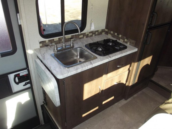 Coachmen RV Orion LE galley