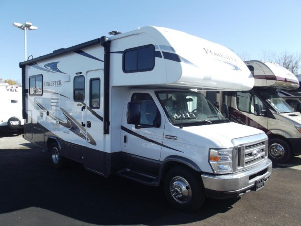 Forest River Forester fifth wheel