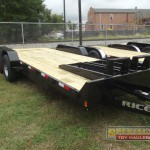 Rice Trailer Car Trailer